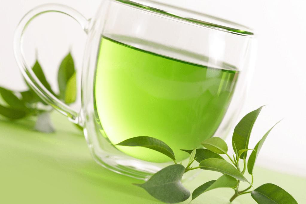 health benefits of chinese green tea