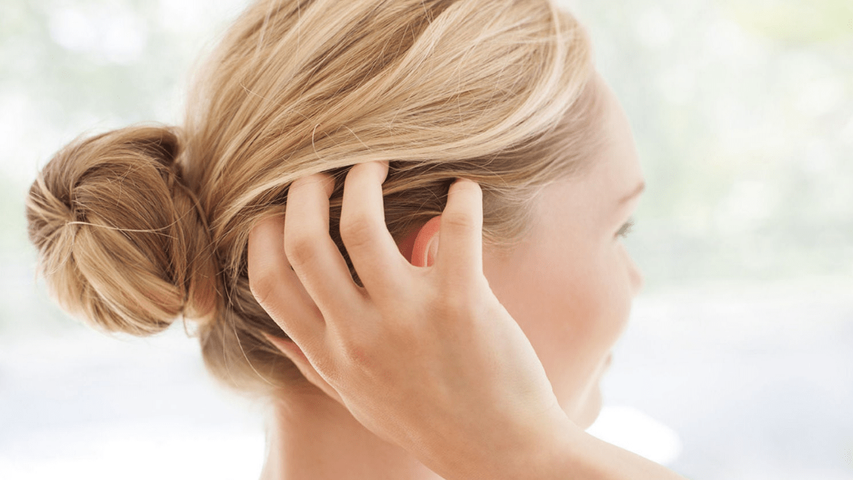 how to treat a dry scalp