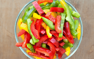 red peppers for cellulite