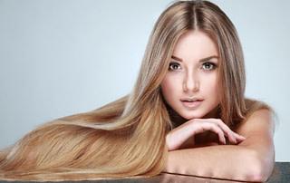 Beautiful hair with Ylang Ylang