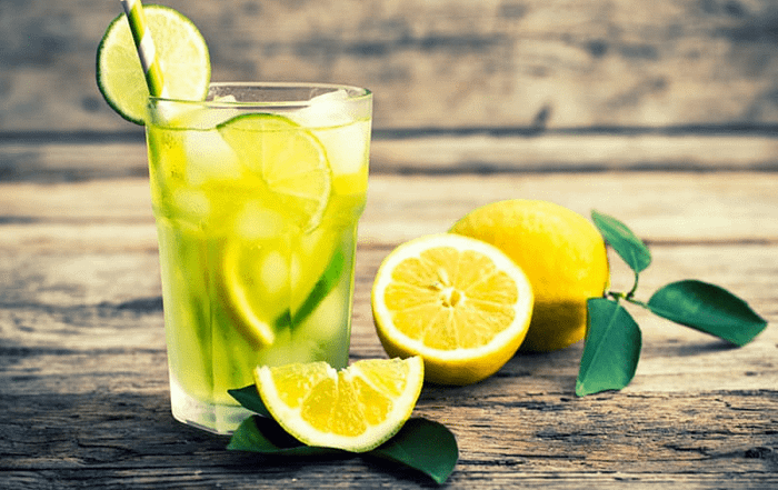 can lemon water help you lose belly fat