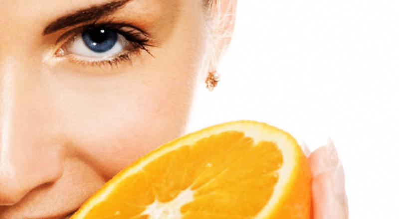 vitamin c for better skin