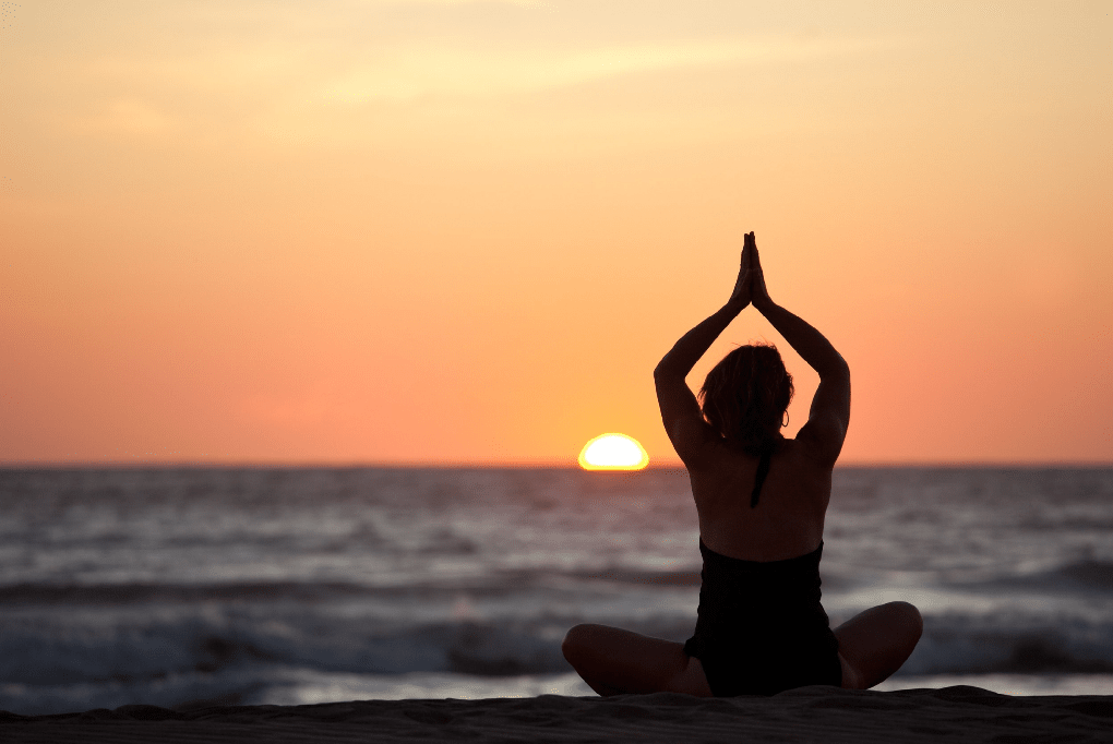 Mind body connection with Yoga