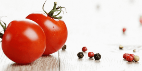tomatos for a good mood